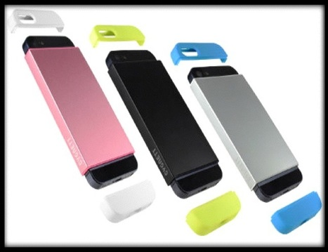 iPhone 5, 5S Accessories.. Cygnett Alternate Two Tone Dockable Case Launched | Technology News | Scoop.it