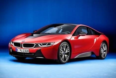 La BMW i8 en édition limitée à Genève | Auto , mécaniques et sport automobiles | Scoop.it