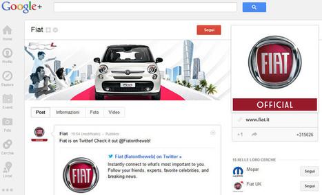 Ecco perchè è meglio che le PMI usino Google+ | InTime, condivido per comunicare | Blog Magazine | Social Media e Web Marketing | InTime - Social Media Magazine | Scoop.it