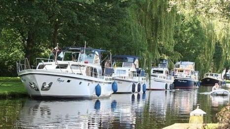 Spoedcursus vaarregels vanwege drukte op de Drentse wateren | RTV Drenthe | Diekstra Nieuws | Scoop.it