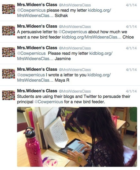 Using Social Media as a Teaching Tool