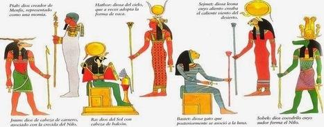 Algunos recursos sobre Egipto | Webs útils | Scoop.it