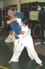 "Wakefield, MA 'Beyond Self Defense' goes above and beyond teaching Karate : Sensei Louis ""Louie"" DiBiccari 