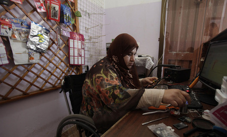 In Gaza, Women Struggle For Economic Role - Al-Monitor: the Pulse of the Middle East | News in english | Scoop.it