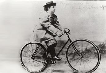 La liberté sur deux roues | Emancipation de la femme | Scoop.it