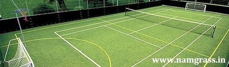 Synthetic Grass Lawn | Artificial Grass India | Scoop.it