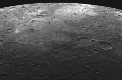Explosive volcanoes light up Mercury's deep past | Geology | Scoop.it