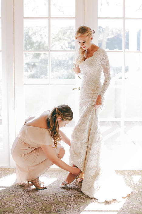 Just Engaged? 10 Planning To-Dos Not to Stress Over | Tips for brides | Scoop.it
