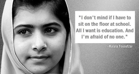 5 Facts about Malala that make her what she is | Jam Magazine | jammag | Scoop.it