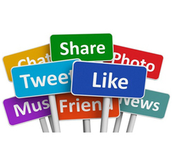 """Social media is all about marketing to the impatient generation"" 