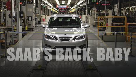 New Saab 9-3 Sedan Begins Production in Trollhättan Factory in Sweden   Heron   Scoop.it
