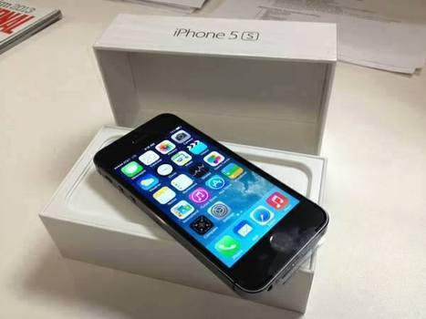 Apple Iphone 5s Gold | Buying and selling | Scoop.it