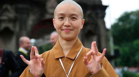 Monja budista: Papa Francisco trajo bendición y unidad a Filipinas - ACI Prensa   WWG Spanish   Scoop.it