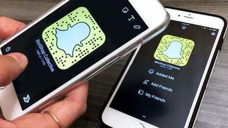 News Flash, Teens: Your Parents Are on Snapchat | digitalcuration | Scoop.it