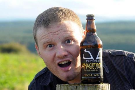 La bière la plus forte du monde contient 65% d'alcool | Vin & Gastronomie | Scoop.it