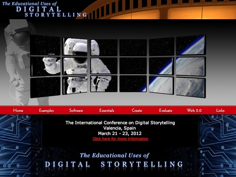 Educational Uses of Digital Storytelling | Educational Technology Tools and Tips | Scoop.it