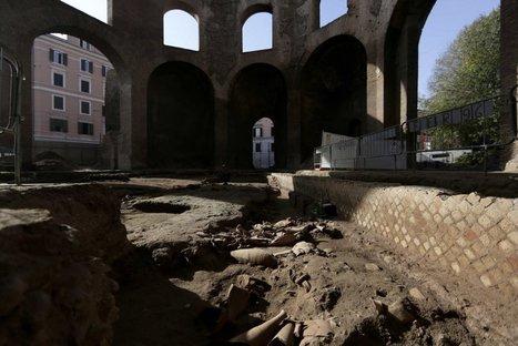 El Templo de Minerva Médica en Roma, esplendor entre las vías | Mundo Clásico | Scoop.it