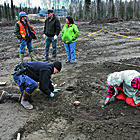Three skeletons uncovered in McGrath could be ancient Alaskans   Rural Alaska   ADN.com   Archaeology News   Scoop.it