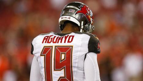 Rookie kicker Roberto Aguayo battles mental game. | Sports and Performance Psychology | Scoop.it