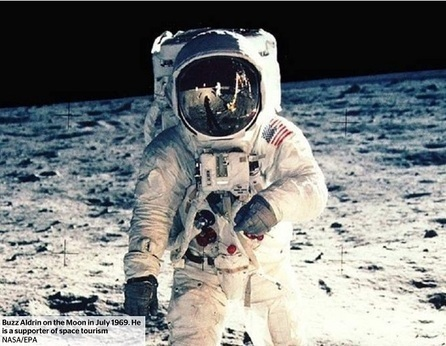 Buzz Aldrin Joins SXC Advisory Board | Parabolic Arc | The NewSpace Daily | Scoop.it