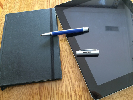 Muvit, pen y bolígrafo para iPad (Review)   Reviews iPhone iPad accesorios   Scoop.it