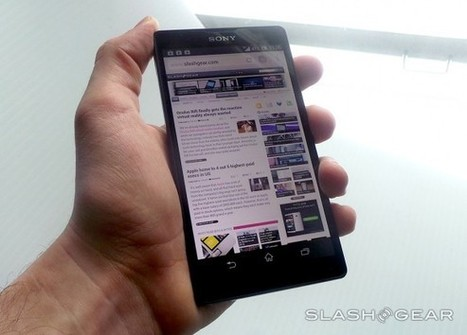 Sony XPERIA ZL.. review | Mobile IT | Scoop.it