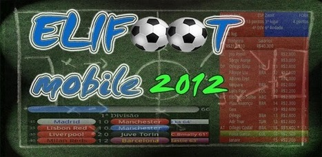 Elifoot 2012 v16.0.2.0MobileCruze-Android|Apps|Games|Themes|Apk | Mobilecruze | Scoop.it