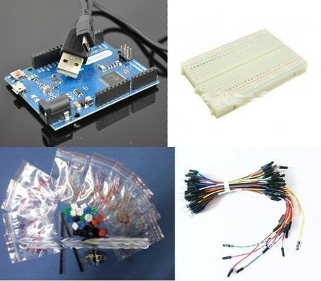 How to Buy an Arduino Leonardo (Clone) Kit for Less than $20 | Embedded Systems News | Scoop.it