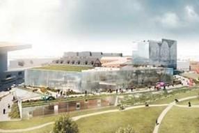 Euralille : Nacarat et Philippe Starck pour un programme neuf mixte à Lille | Architecture et Urbanisme - L'information sur la Construction Paris - IDF & Grandes Métropoles | Scoop.it