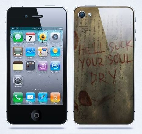 Evil Dead 2013 iPhone protective case | Apple iPhone and iPad news | Scoop.it