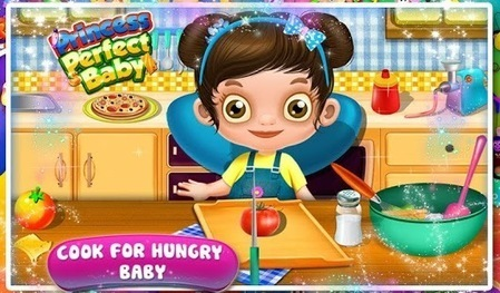 Princess Perfect Baby - Android Apps on Google Play | Games & Technolgy | Scoop.it