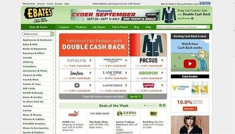 Commerce en ligne: Rakuten s'offre Ebates pour 1 milliard de dollars | Biotech, hightech & innovation | Scoop.it