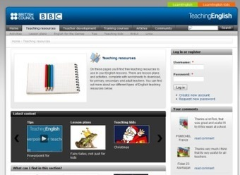 Useful ESL Resource Websites | English and new technologies | Scoop.it