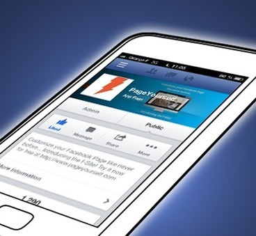 3 Quick Tips to Take Advantage from Facebook's Latest Mobile Update | Custom Facebook Marketing | Scoop.it