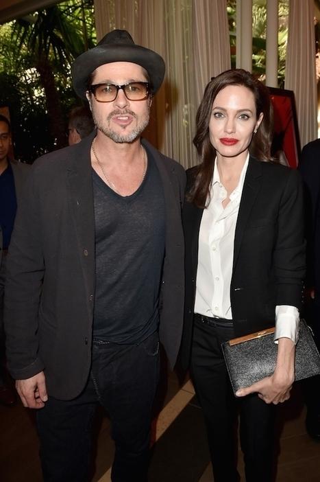 Brad Pitt, Angelina Jolie And Movie Star Couple's Kids Swarmed By Paparazzi At LAX | Paparazzi News | Scoop.it