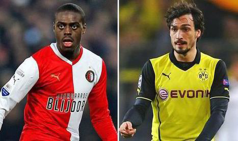 TRANSFER NEWS: Man Utd eye Indi AND Hummels, Liverpool's ... | World Issues | Scoop.it