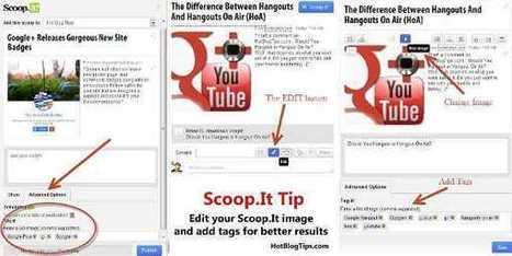 Quick Blogging Tip – Adding Scoop.it Tags   All Stuff Codes - SEO, Blogging, Social Media   Scoop.it