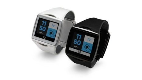 Qualcomm Has a Smartwatch Too and It's the Anti Galaxy Gear | ICT at IMCC | Scoop.it