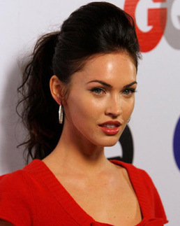 The Beautiful Megan Fox Hairstyle And Fashion | Celebrity Hairstyle | Scoop.it