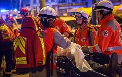 Attentats de Paris : Retour sur la mobilisation des secouristes | Association solidaire, aide alimentaire , aide aux personnes en difficulté | Scoop.it
