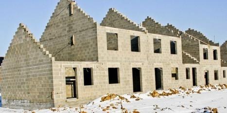 Construction : les ventes de maisons individuelles en chute de 19% | Equilibre des énergies | Scoop.it