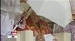 Le Pape dans le vent interrompt son homélie | Epic pics | Scoop.it