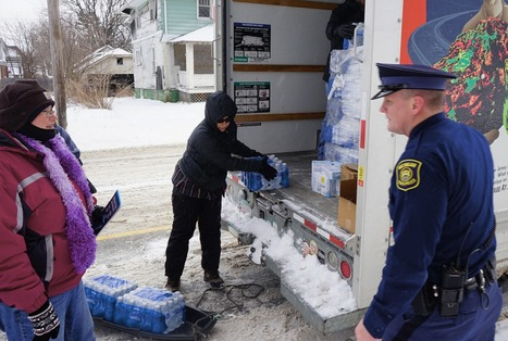 Flint Water Crisis: Federal Help On The Way, Michigan National Guard Activated | Independent Underground News & Talk | Independent Underground News & Talk - Michigan Politics | Scoop.it
