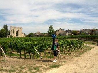 Article CLIC France / Les caméras Street View de Google s'invitent dans le Bordelais ! | Clic France | Scoop.it