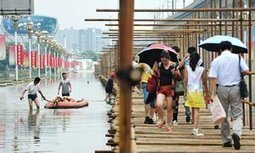Soak it up: China's ambitious plan to solve urban flooding with 'sponge cities' | IB GEOGRAPHY URBAN ENVIRONMENTS LANCASTER | Scoop.it