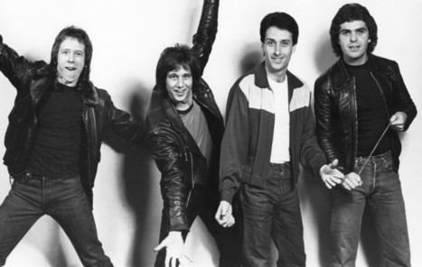 """One Track Mind: Greg Kihn on """"The Break Up Song,"""" """"Rendezvous"""" and ... - Something Else! Reviews 
