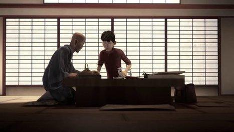 « Origami », la légèreté des films d'animation des étudiants de l'ESMA | Ca m'interpelle... | Scoop.it