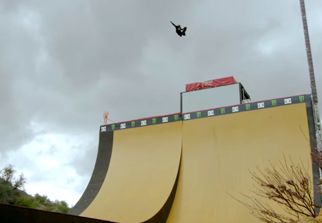 Danny Way and the highest air EVER! | This one is for the guys! | Scoop.it