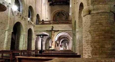 Tre abbazie medievali tra le colline maceratesi | Le Marche un'altra Italia | Scoop.it