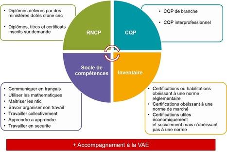 Le Compte Personnel de Formation (CPF) - les dossiers Cegos | Conseil en évolution professionnelle et compte personnel de formation | Scoop.it